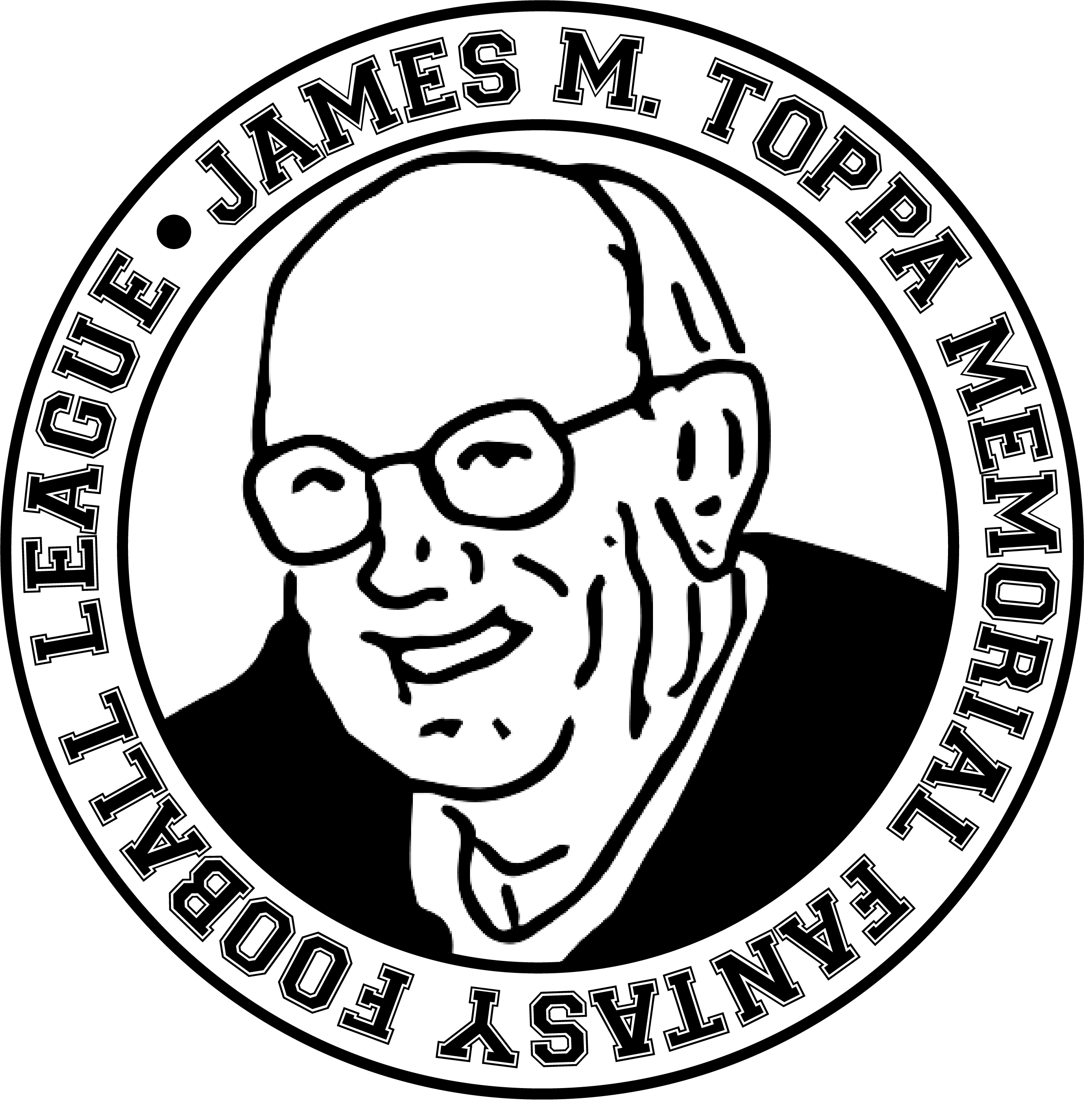 James M. Toppa Sr. Memorial Fantasy Football League
